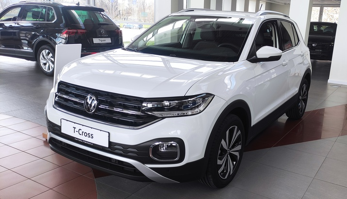 T-Cross White